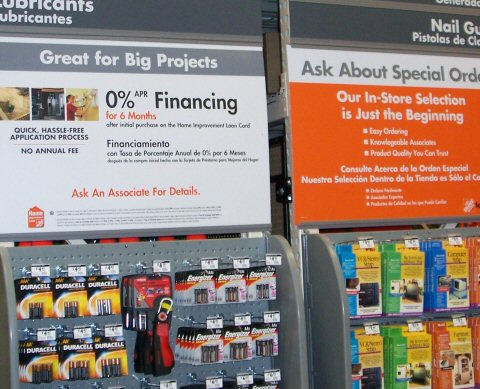 Dedicated Retail Services Nationwide Coverage Fixtures Signage